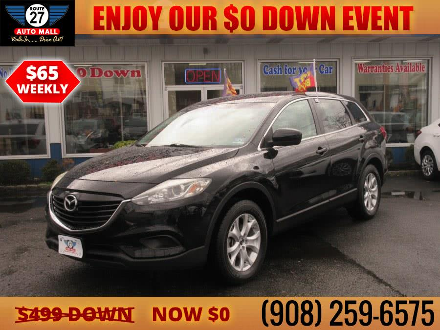 Used 2013 Mazda CX-9 in Linden, New Jersey | Route 27 Auto Mall. Linden, New Jersey