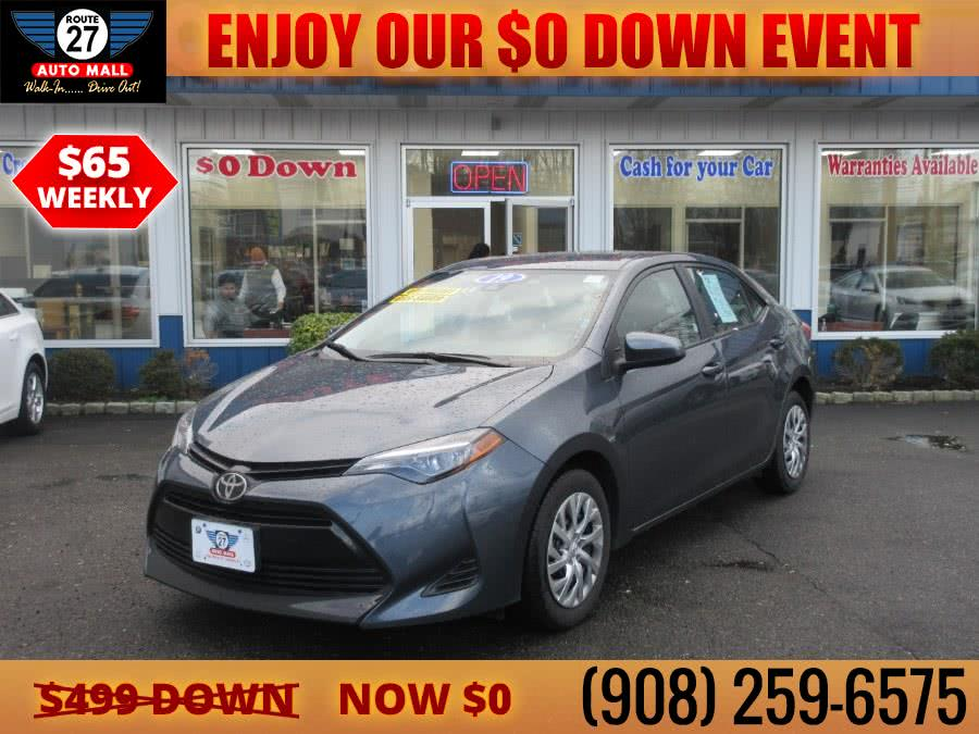 Used 2019 Toyota Corolla in Linden, New Jersey | Route 27 Auto Mall. Linden, New Jersey