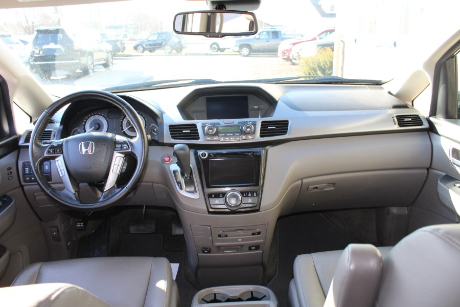 Used Honda Odyssey 5dr Touring Elite 2014 | Century Auto And Truck. East Windsor, Connecticut