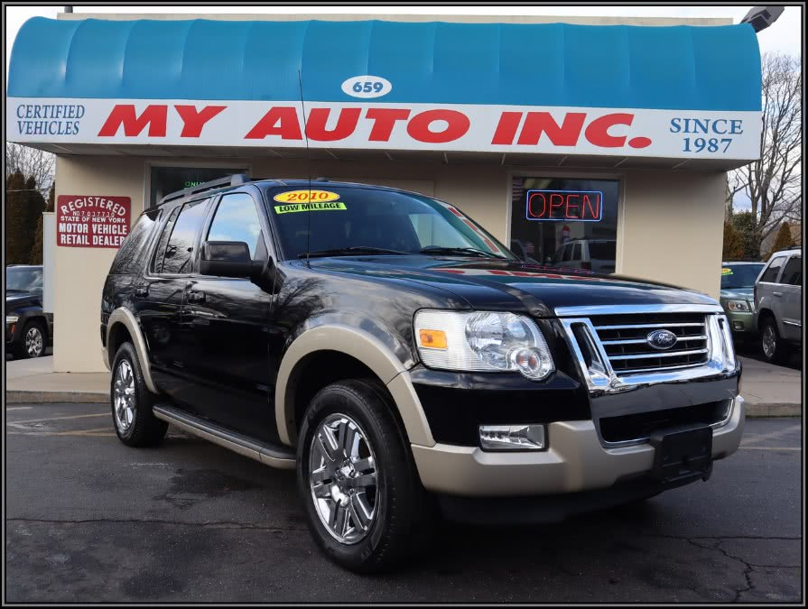 Used 2010 Ford Explorer in Huntington Station, New York | My Auto Inc.. Huntington Station, New York