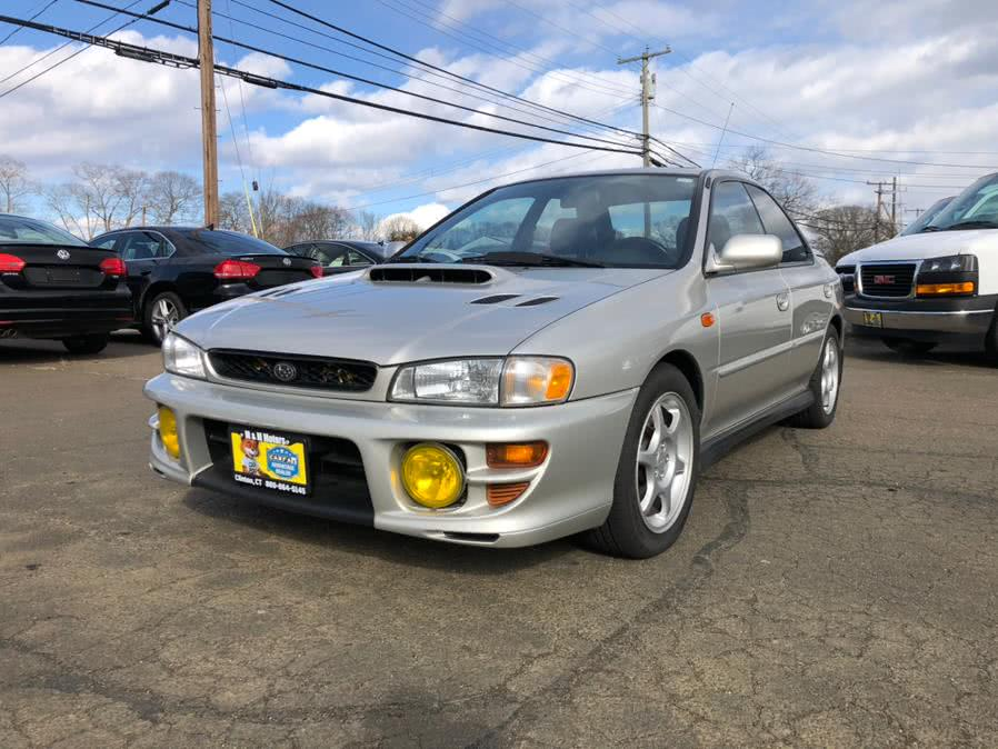 Used Subaru Impreza Sedan 4dr Sdn RS Auto 2001 | M&M Motors International. Clinton, Connecticut