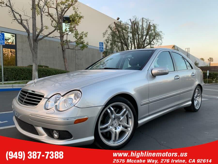 Used 2005 Mercedes-Benz C 55 in Irvine, California | High Line Motors LLC. Irvine, California