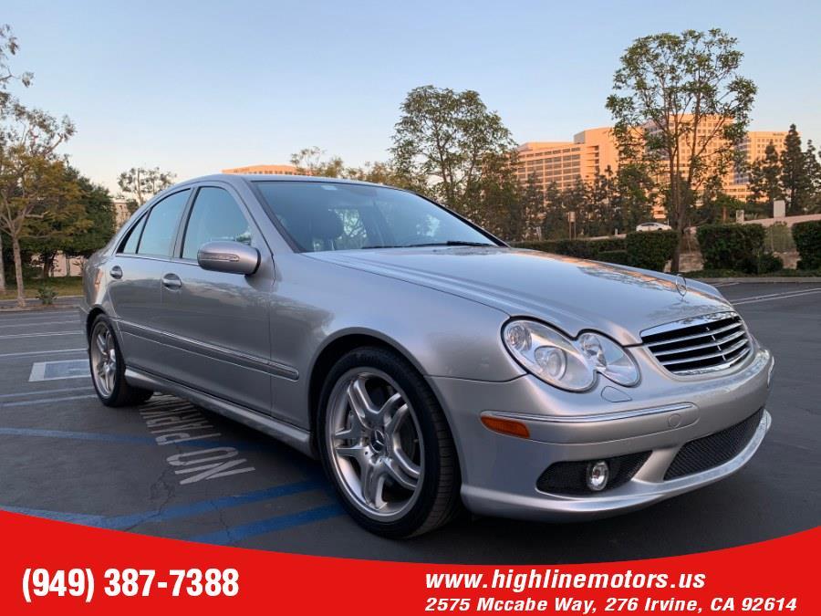 Used Mercedes-Benz C 55 4dr Sdn 5.5L AMG 2005 | High Line Motors LLC. Irvine, California