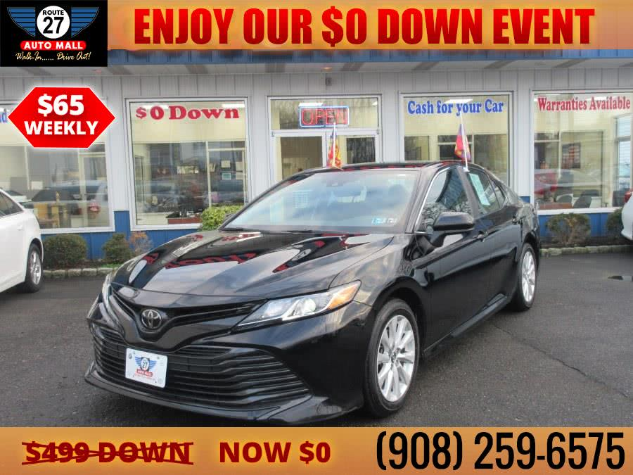 Used 2019 Toyota Camry in Linden, New Jersey | Route 27 Auto Mall. Linden, New Jersey