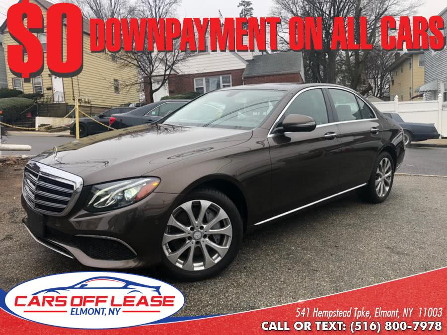 Used 2017 Mercedes-Benz E-Class in Elmont, New York | Cars Off Lease . Elmont, New York