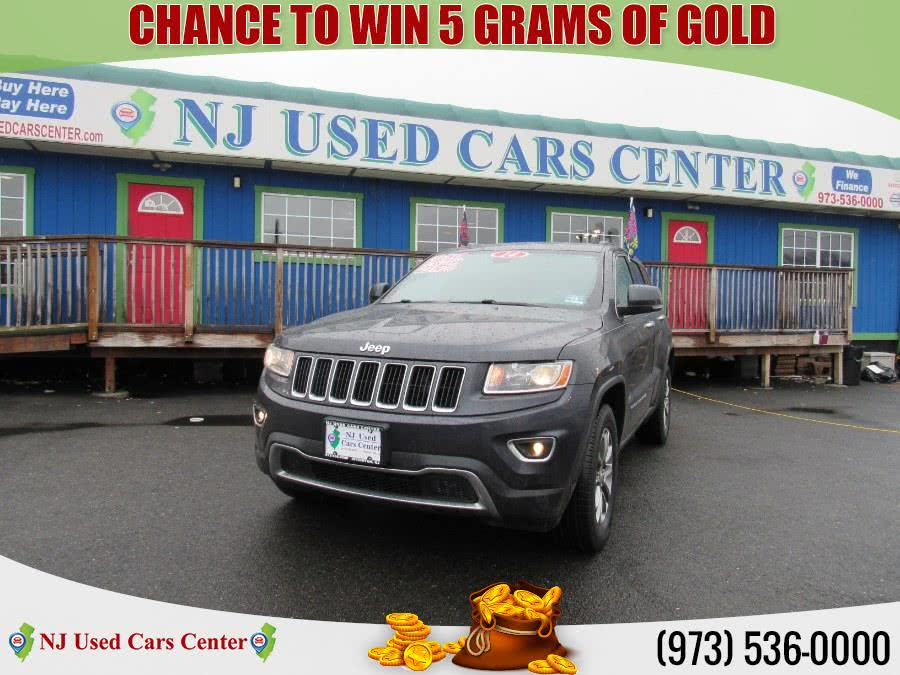 Used 2014 Jeep Grand Cherokee in Irvington, New Jersey | NJ Used Cars Center. Irvington, New Jersey