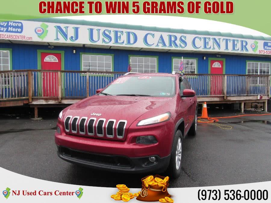 Used 2015 Jeep Cherokee in Irvington, New Jersey   NJ Used Cars Center. Irvington, New Jersey