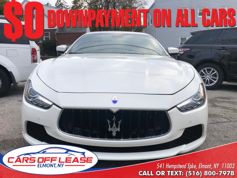 Used 2017 Maserati Ghibli in Elmont, New York | Cars Off Lease . Elmont, New York