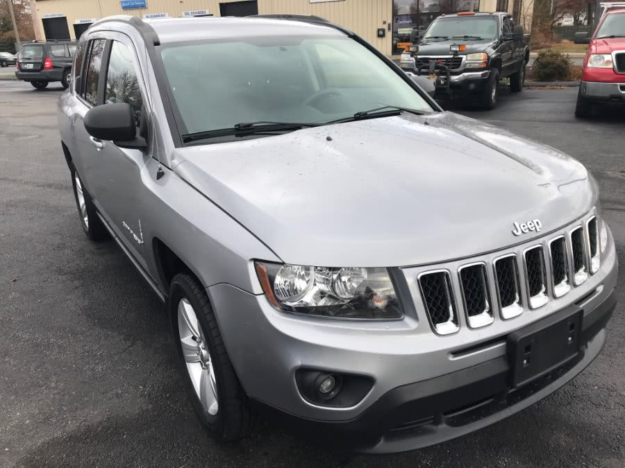 Used 2015 Jeep Compass in Warwick, Rhode Island | Premier Automotive Sales. Warwick, Rhode Island