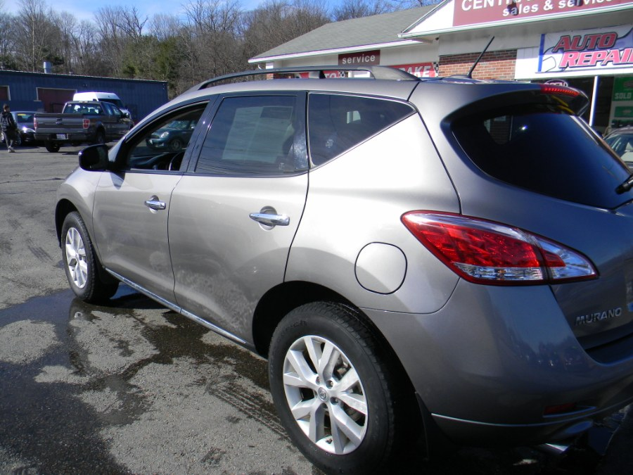 Used Nissan Murano AWD 4dr SL 2012 | M&M Vehicles Inc dba Central Motors. Southborough, Massachusetts