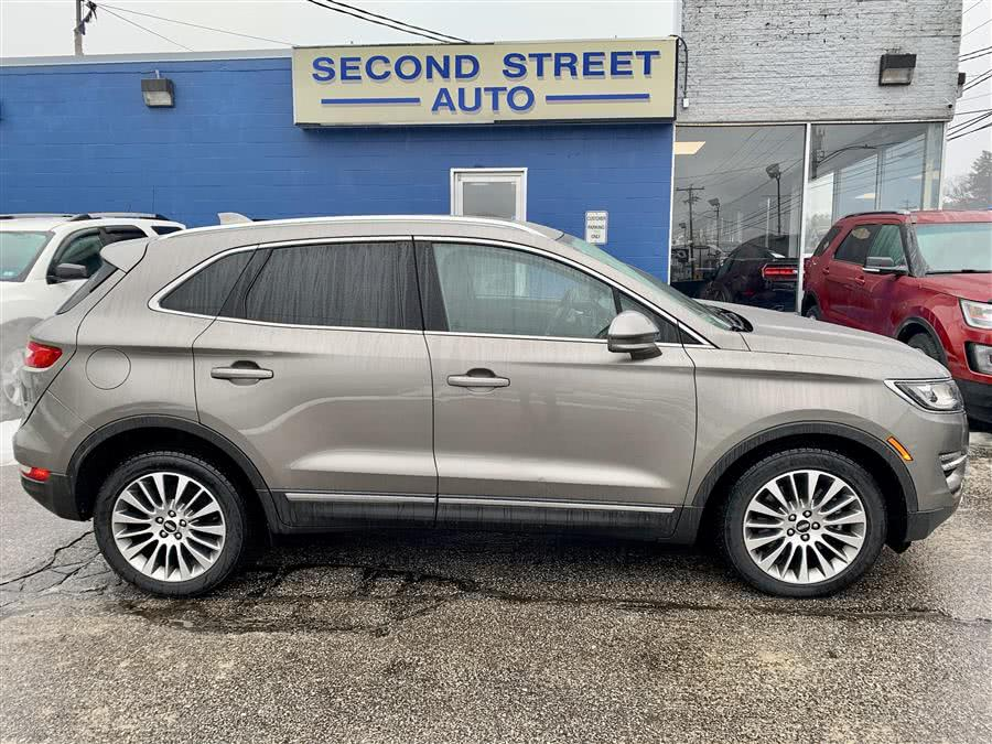 Used 2017 Lincoln Mkc in Manchester, New Hampshire | Second Street Auto Sales Inc. Manchester, New Hampshire