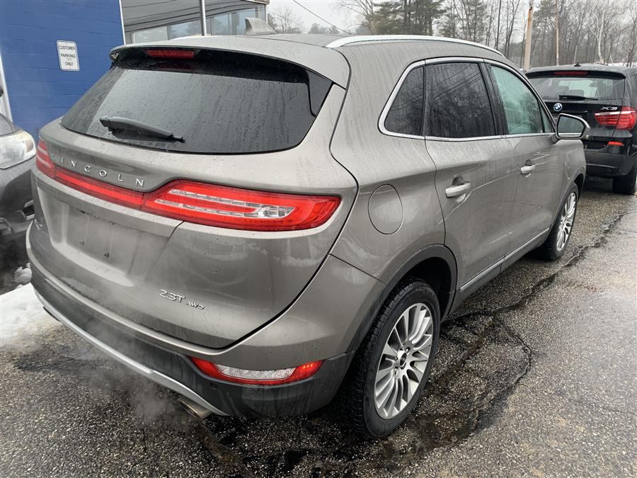 Used Lincoln Mkc RESERVE 2017 | Second Street Auto Sales Inc. Manchester, New Hampshire