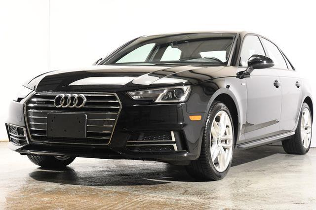 The 2017 Audi A4 Premium Plus w/ Virtual Cockpi photos