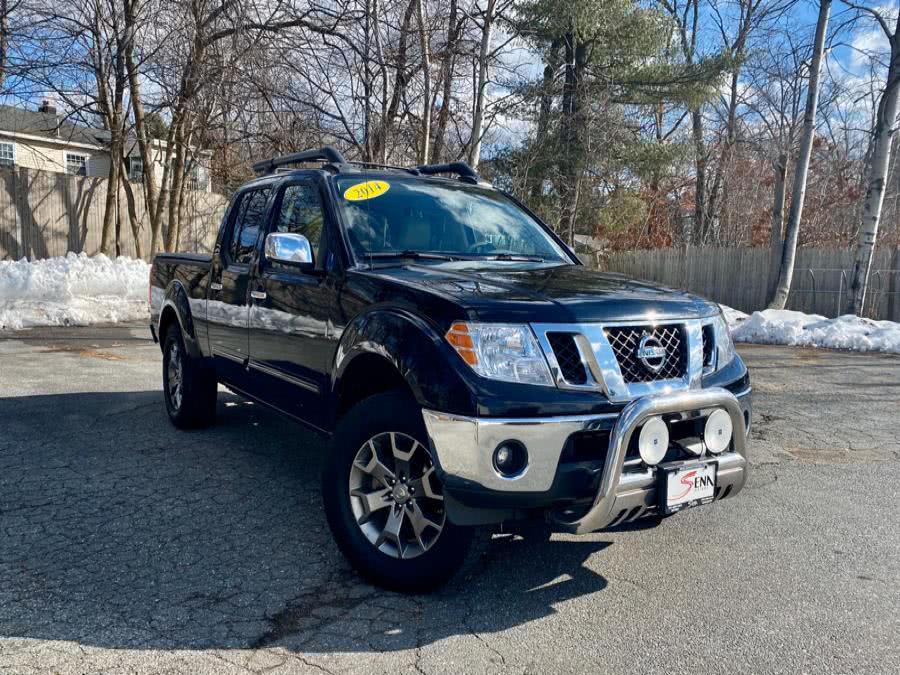 Used Nissan Frontier le 2014 | Sena Motors Inc. Revere, Massachusetts