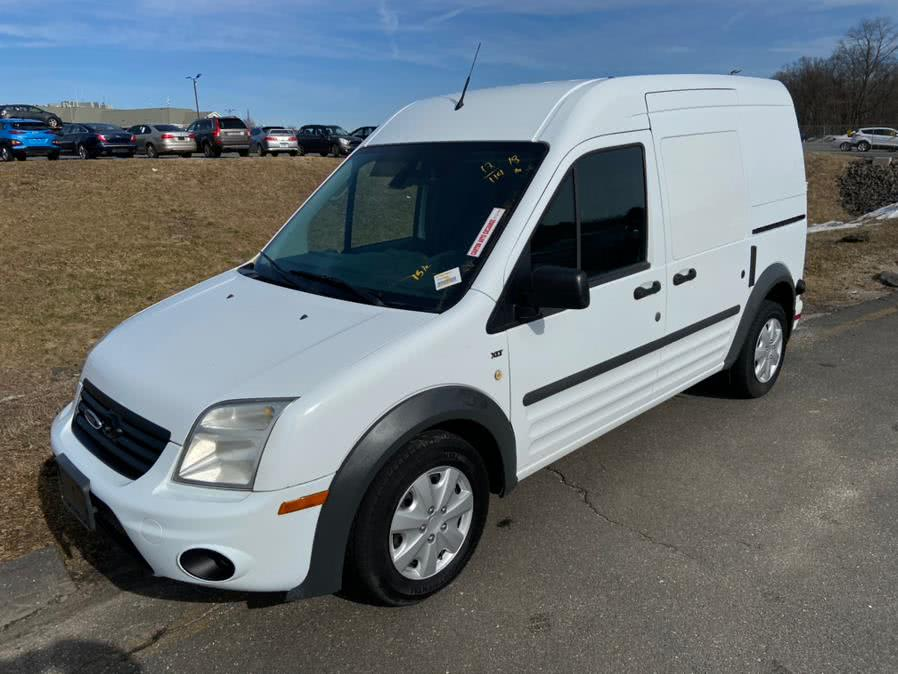 "Used Ford Transit Connect 114.6"" XLT w/o side or rear door glass 2012 