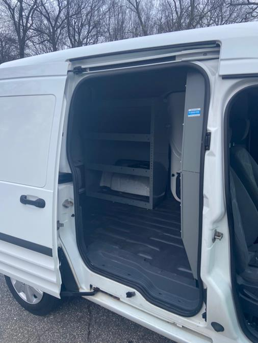 """Used Ford Transit Connect 114.6"""" XLT w/o side or rear door glass 2012 