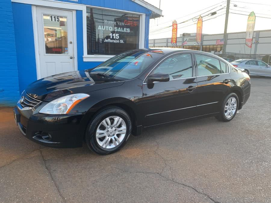 Used Nissan Altima 4dr Sdn I4 CVT 2.5 SE 2011 | Harbor View Auto Sales LLC. Stamford, Connecticut