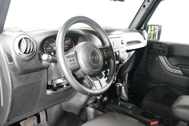 2016 Jeep Wrangler Unlimited Sport photo