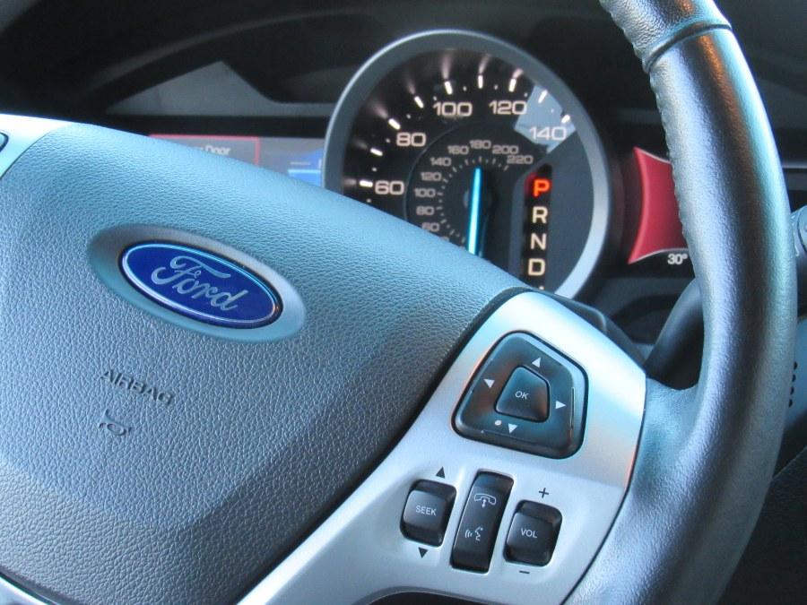 Used Ford Explorer 4WD 4dr XLT 2014   NJ Used Cars Center. Irvington, New Jersey