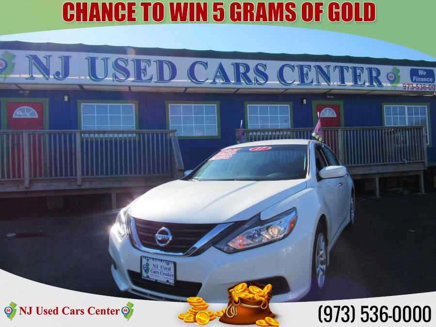 Used 2017 Nissan Altima in Irvington, New Jersey | NJ Used Cars Center. Irvington, New Jersey