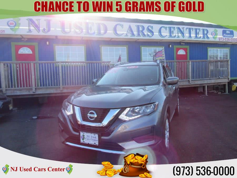 Used 2019 Nissan Rogue in Irvington, New Jersey | NJ Used Cars Center. Irvington, New Jersey