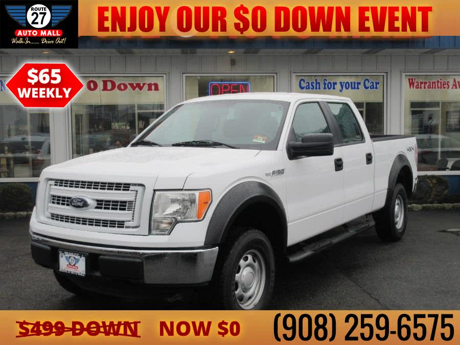 Used 2013 Ford F-150 in Linden, New Jersey | Route 27 Auto Mall. Linden, New Jersey