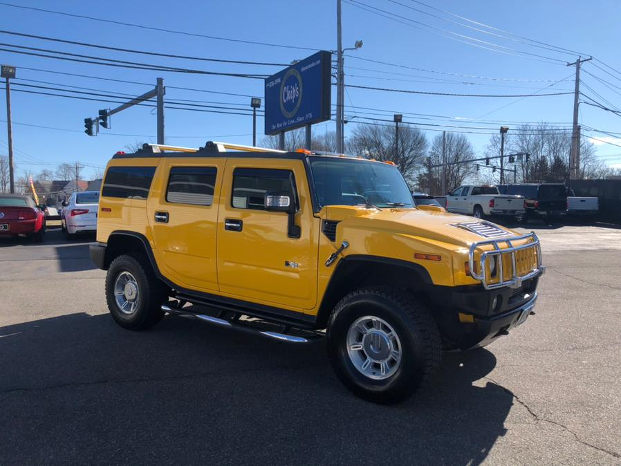 Used HUMMER H2 4dr Wgn 4WD SUV 2006 | Chip's Auto Sales Inc. Milford, Connecticut