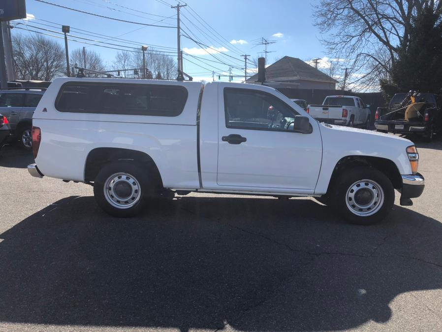 Used GMC Canyon 2WD Reg Cab Work Truck 2012   Chip's Auto Sales Inc. Milford, Connecticut