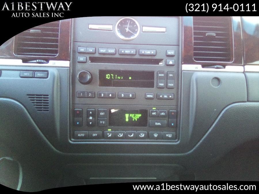 Used Lincoln Town Car 6dr Sdn Executive w/Limousine Pkg 2006 | A1 Bestway Auto Sales Inc.. Melbourne , Florida