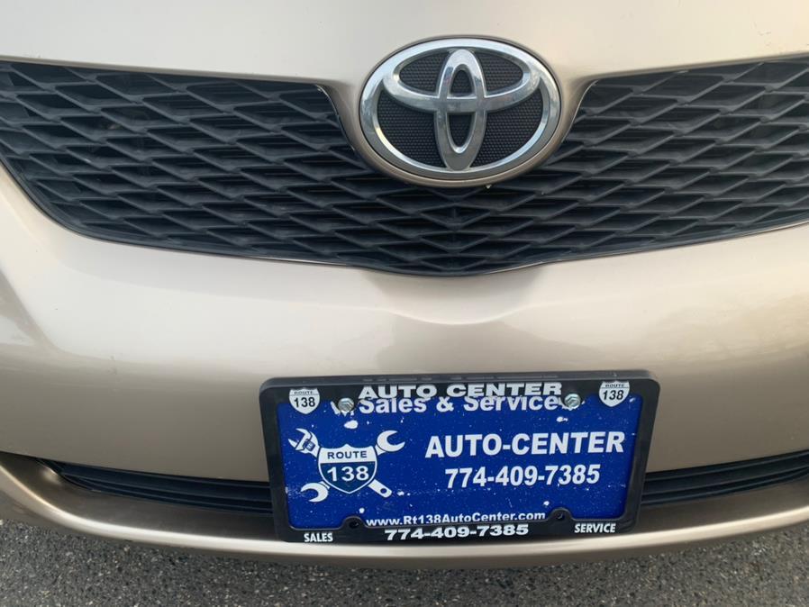 Used Toyota Corolla 4dr Sdn Auto XLE (Natl) 2009 | Rt 138 Auto Center Inc . Taunton, Massachusetts