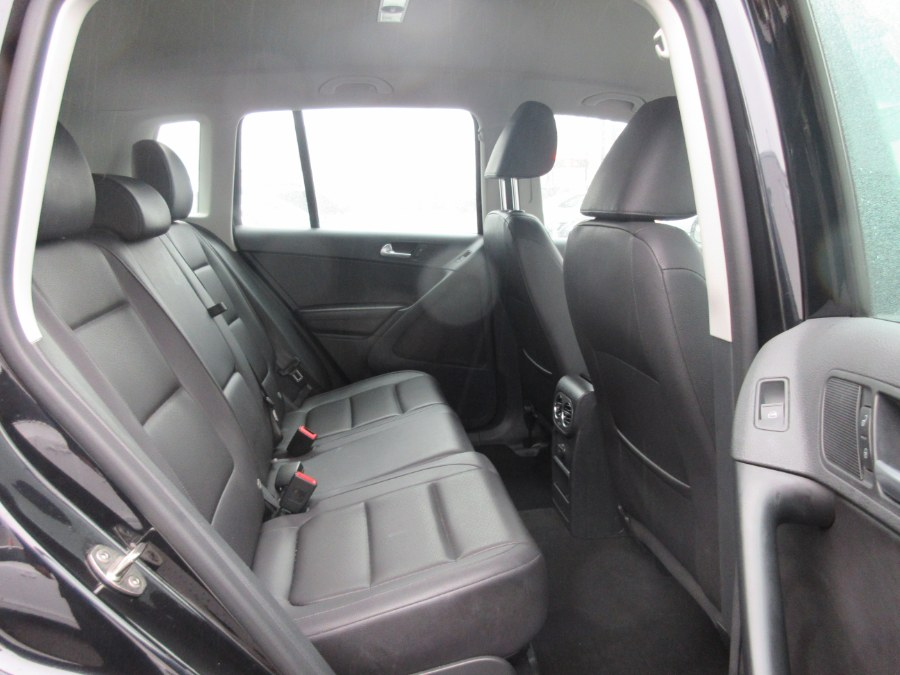 Used Volkswagen Tiguan 2.0T S FWD 2017   Route 27 Auto Mall. Linden, New Jersey