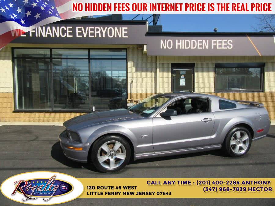 Used Ford Mustang 2dr Cpe GT Premium 2006 | Royalty Auto Sales. Little Ferry, New Jersey