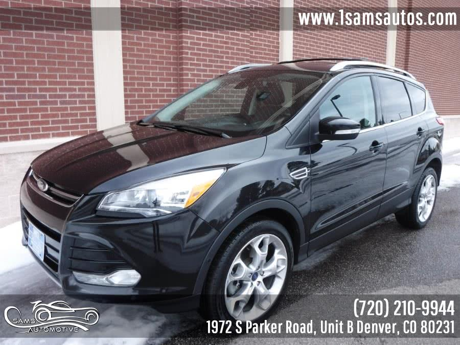 Used 2013 Ford Escape in Denver, Colorado | Sam's Automotive. Denver, Colorado