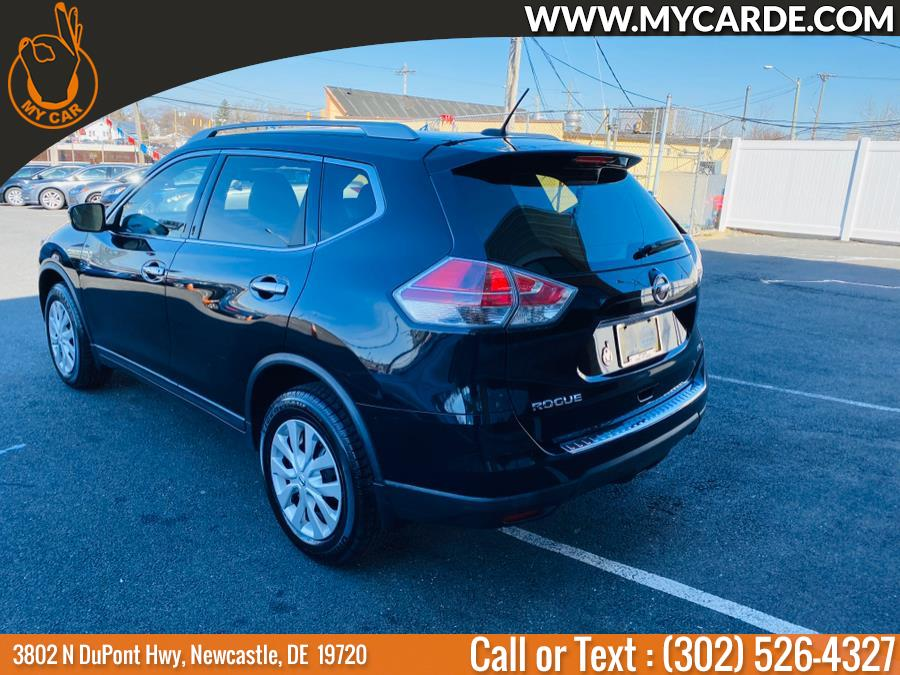 Used Nissan Rogue AWD 4dr SV 2016 | My Car. Newcastle, Delaware