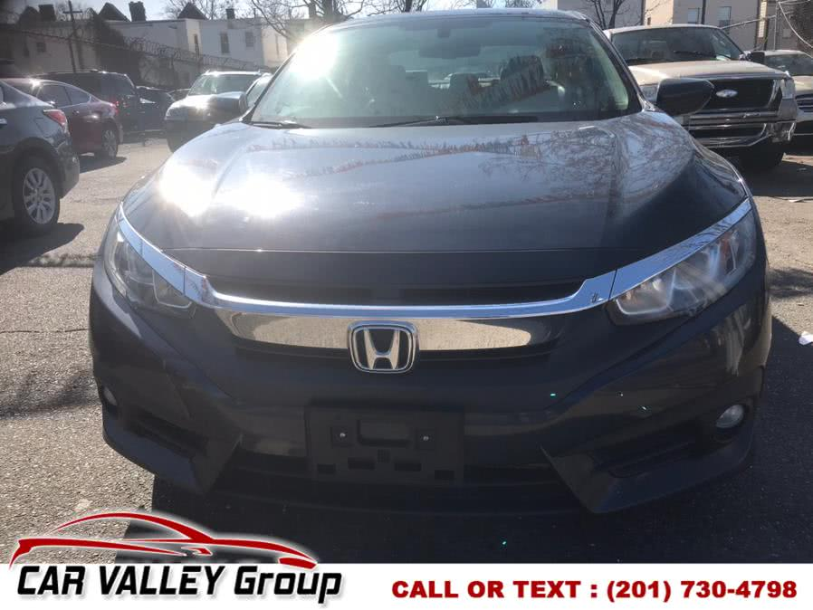 Used Honda Civic Sedan 4dr CVT EX-L w/Navi 2016 | Car Valley Group. Jersey City, New Jersey