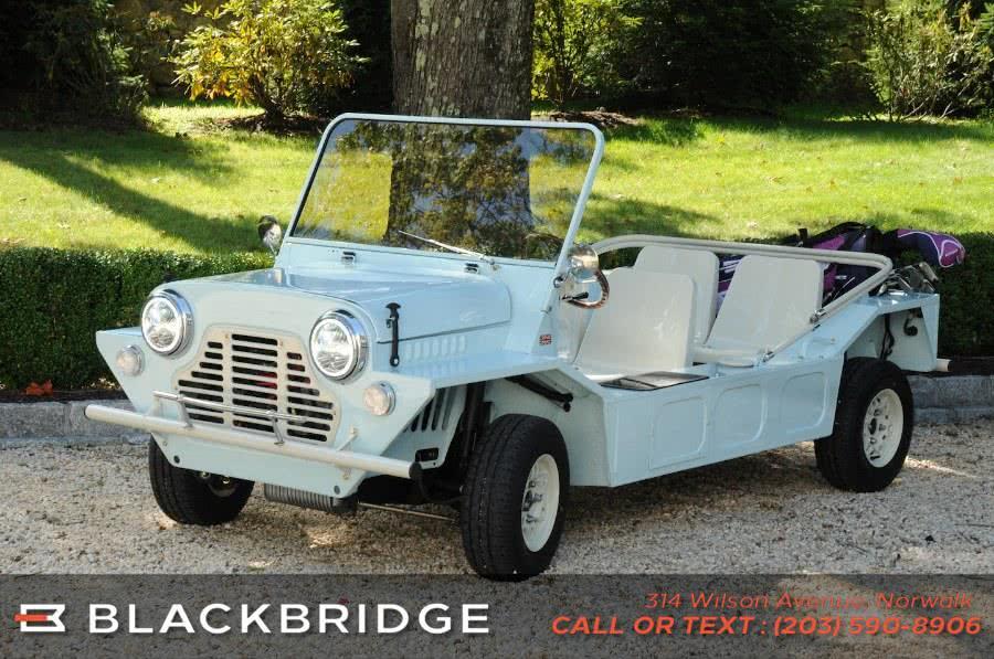 Used Austin Moke Convertible 1965 | Black Bridge Motors, LLC. Norwalk, Connecticut