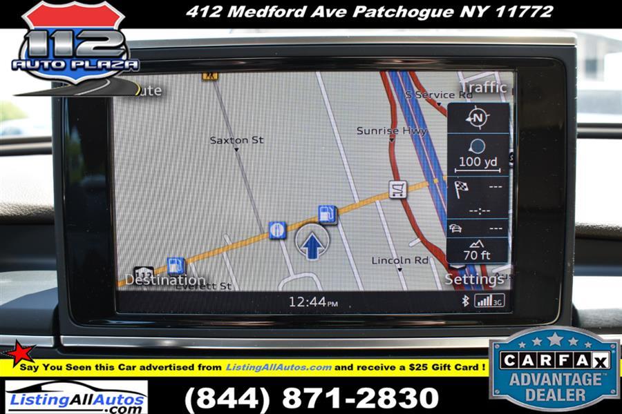 Used Audi A6 4dr Sdn quattro 2.0T Premium Plus 2016 | www.ListingAllAutos.com. Patchogue, New York