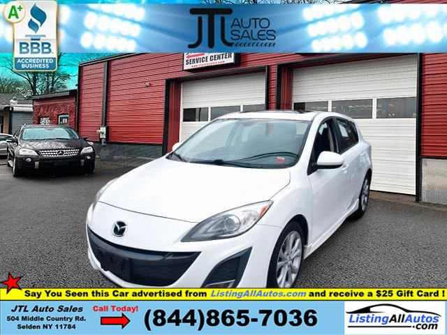 Used 2011 Mazda Mazda3 in Patchogue, New York | www.ListingAllAutos.com. Patchogue, New York