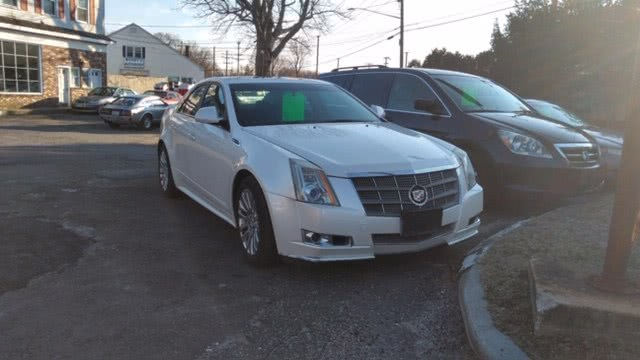 Used 2010 Cadillac CTS Sedan in Westbrook, Connecticut | Westbrook Auto Sales and Service LLC. Westbrook, Connecticut