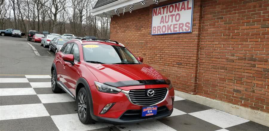 Used 2017 Mazda CX-3 in Waterbury, Connecticut | National Auto Brokers, Inc.. Waterbury, Connecticut