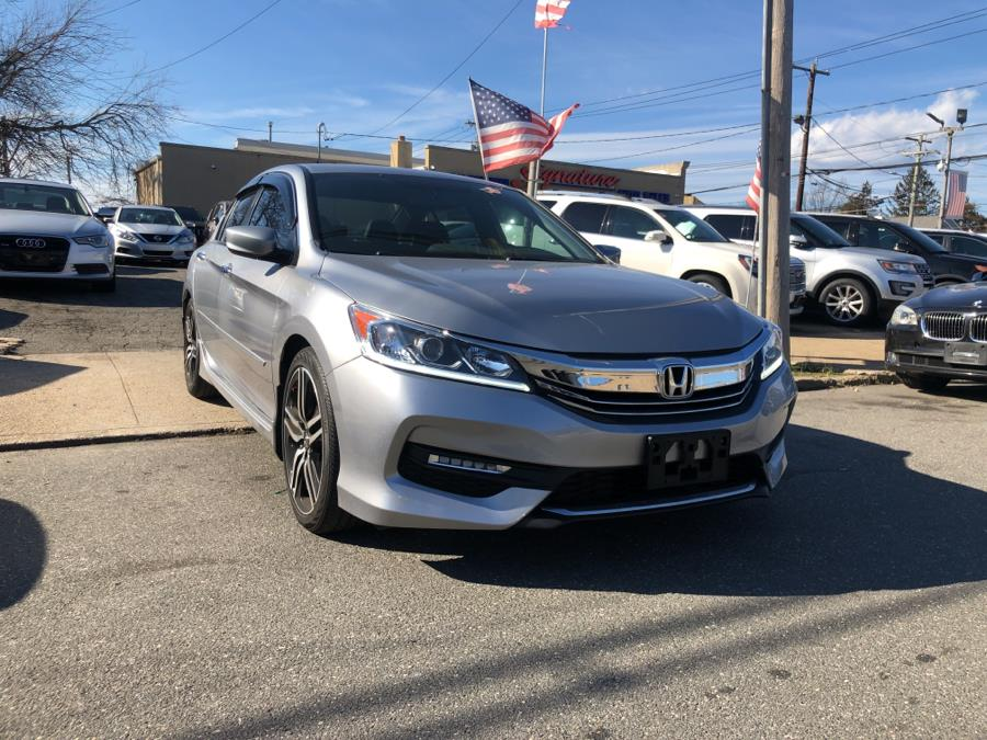 Used Honda Accord Sedan Sport SE CVT 2017 | Signature Auto Sales. Franklin Square, New York