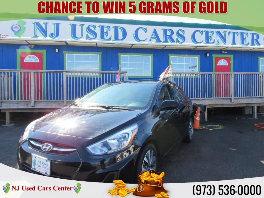 Used 2017 Hyundai Accent in Irvington, New Jersey | NJ Used Cars Center. Irvington, New Jersey