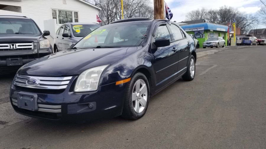 Used 2008 Ford Fusion in Milford, Connecticut | Adonai Auto Sales LLC. Milford, Connecticut