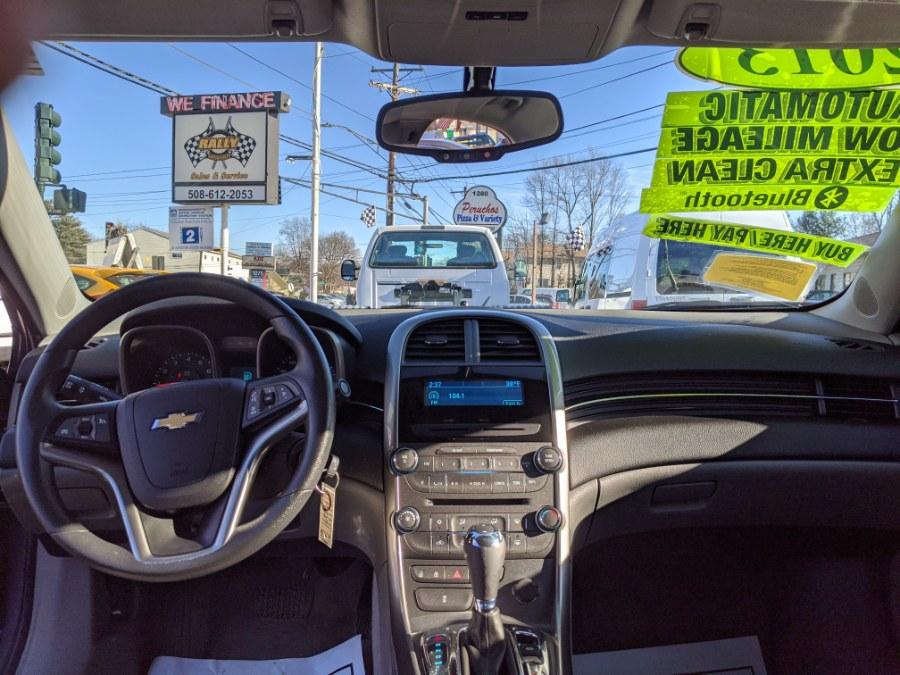 Used Chevrolet Malibu 4dr Sdn LS w/1LS 2013 | Rally Motor Sports. Worcester, Massachusetts