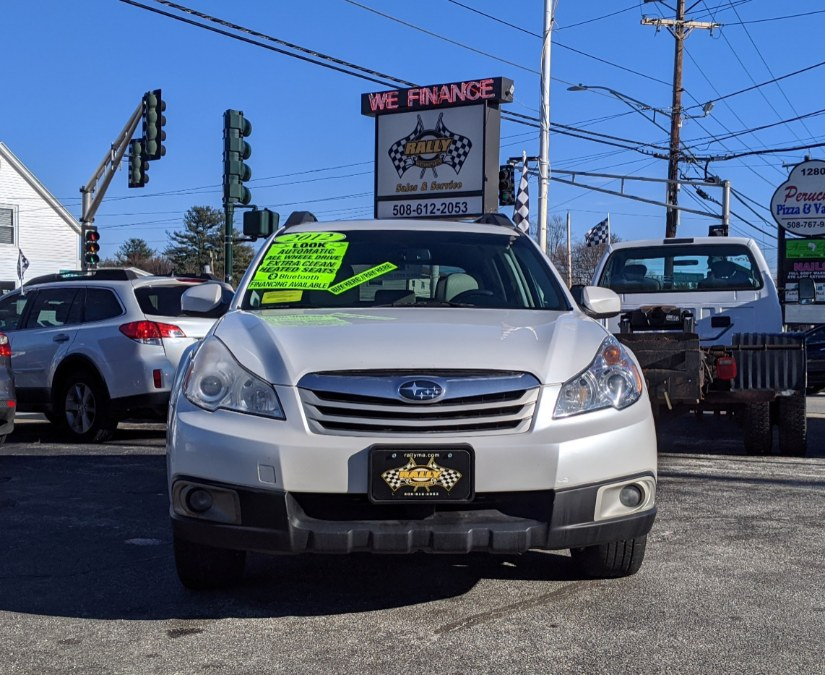 Used Subaru Outback 4dr Wgn H4 Auto 2.5i Premium 2012 | Rally Motor Sports. Worcester, Massachusetts