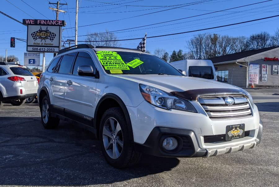Used 2013 Subaru Outback in Worcester, Massachusetts | Rally Motor Sports. Worcester, Massachusetts