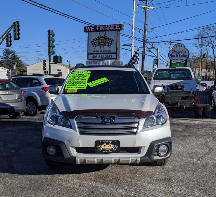Used Subaru Outback 4dr Wgn H6 Auto 3.6R Limited 2013 | Rally Motor Sports. Worcester, Massachusetts