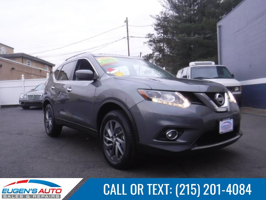 Used 2016 Nissan Rogue in Philadelphia, Pennsylvania | Eugen's Auto Sales & Repairs. Philadelphia, Pennsylvania