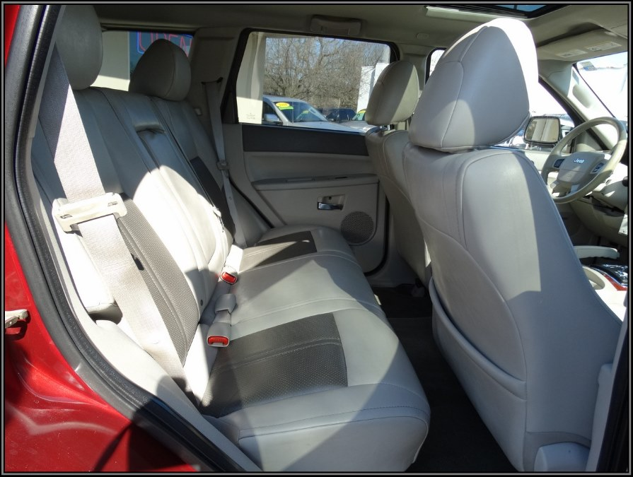 Used Jeep Grand Cherokee 4WD 4dr Limited 2007 | My Auto Inc.. Huntington Station, New York
