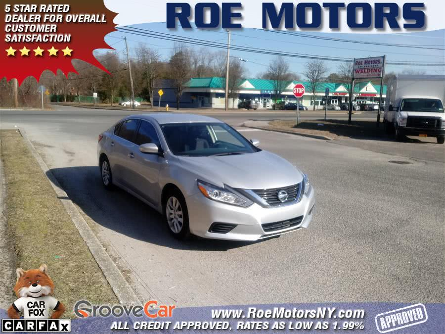 Used 2017 Nissan Altima in Shirley, New York | Roe Motors Ltd. Shirley, New York